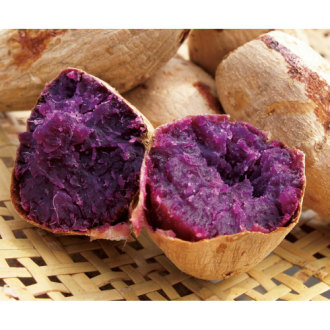 """Purple Yams are available for purchase by clicking on """"CSA Add-ons"""" in the shopping cart this week --limited supply, first ordered, first filled at Grateful Plains Organics Cooperative in Grand Ridge, IL"""